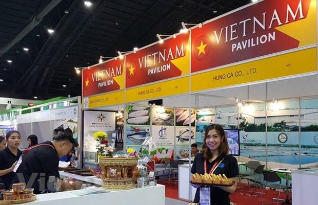 Le Vietnam presente des produits organiques et naturels a Thaifex hinh anh 1