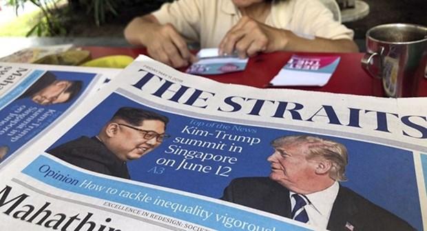 Singapour : une «zone d'evenement special » etablie pour le Sommet Etats-Unis-RPDC hinh anh 1