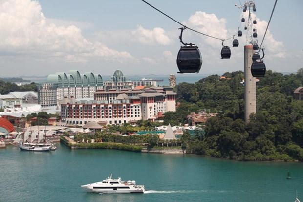 Singapour elargit la