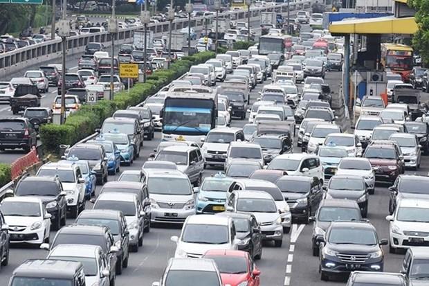 ASIAD 18 : l'Indonesie rajuste les horaires de travail a Jakarta hinh anh 1