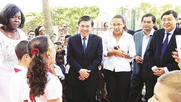 Cuba veut cooperer avec Ho Chi Minh-Ville dans le developpement du tourisme hinh anh 1