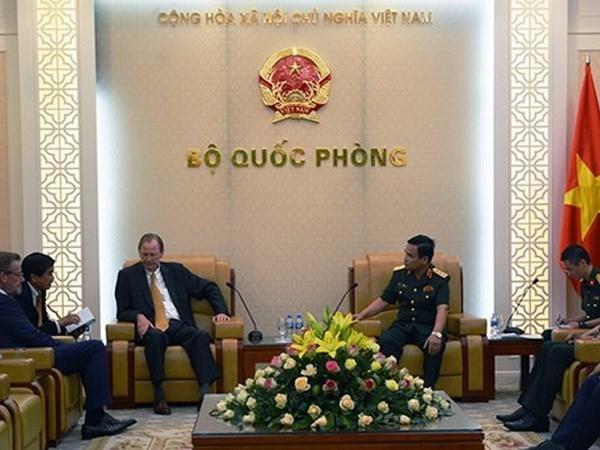 Construction navale : le ministere de la Defense coopere avec le groupe neerlandais DAMEN hinh anh 1