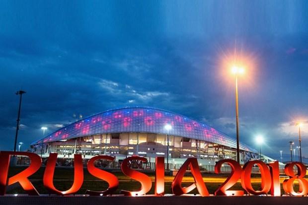 Russie 2018: VTV diffusera la Coupe du monde hinh anh 1