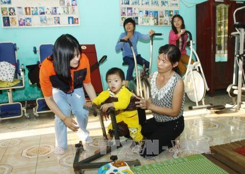 Bien-etre social : la R. de Coree continue d'assister Quang Tri hinh anh 1