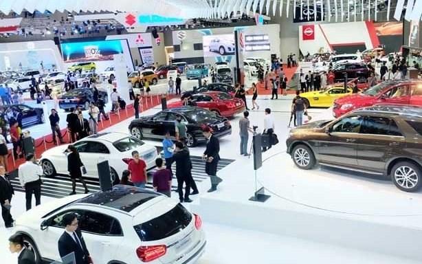 Croissance de 9% des ventes d'automobiles en mai 2018 hinh anh 1