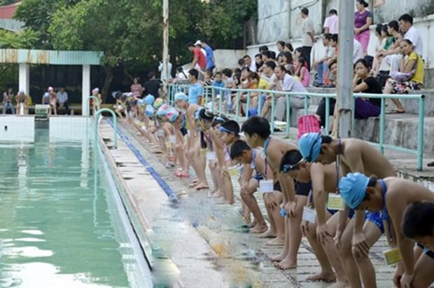 Une organisation australienne aide Vinh Long dans sa lutte contre la noyade enfantine hinh anh 1