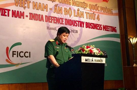 Industrie de la defense : La 4e rencontre des entreprises Vietnam-Inde hinh anh 1