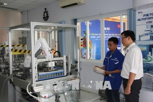 Formation des ressources humaines : un grand pas en avant de la cooperation Vietnam-Japon hinh anh 1