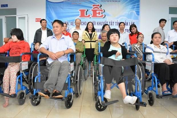 Le Vietnam accelere la promotion des droits des personnes handicapees hinh anh 1