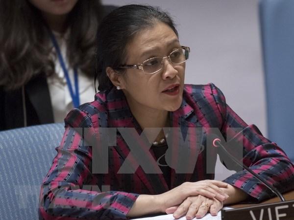 Le Vietnam promeut l'application de la Convention des Nations Unies sur le droit de la mer hinh anh 1