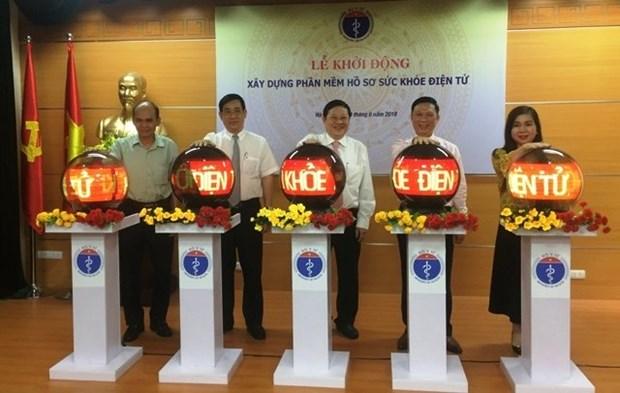 Les patients vietnamiens auront bientot acces a leur dossier medical en ligne hinh anh 1