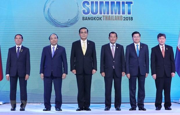 Le PM Nguyen Xuan Phuc multiplie ses rencontres en Thailande hinh anh 1