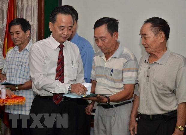 L'association khmero-vietnamienne reconnue par le ministere cambodgien de l'Interieur hinh anh 1