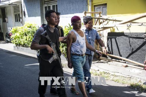 L'Indonesie arrete des personnes preparant des attentats terroristes hinh anh 1