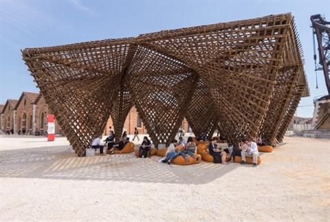 Un ouvrage vietnamien a la Biennale d'architecture de Venise hinh anh 1