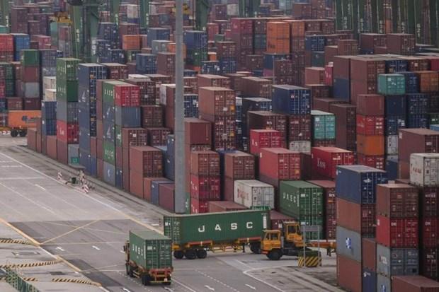 Singapour : les exportations non petrolieres en hausse de 15,5% en mai hinh anh 1