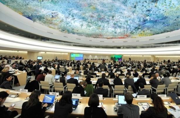 Ouverture de la 38eme session du Conseil des droits de l'homme de l'ONU hinh anh 1