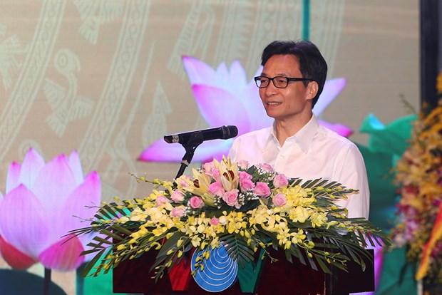 Felicitations aux journalistes a l'occasion du 21 juin hinh anh 1