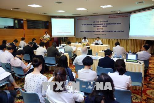 Mesures visant a ameliorer la qualite de la main-d'œuvre dans les entreprises d'IDE hinh anh 1