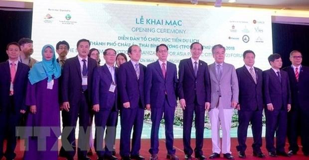 Ouverture d'un forum du tourisme de l'Asie-Pacifique a Ho Chi Minh-Ville hinh anh 1