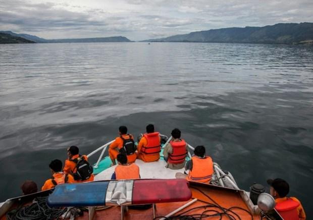 Naufrage en Indonesie: le bilan passe a 192 disparus hinh anh 1