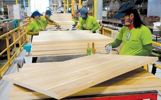 Bonnes perspectives pour les exportations de bois et produits derives hinh anh 1