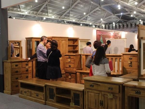 Bonnes perspectives pour les exportations de bois et produits derives hinh anh 2
