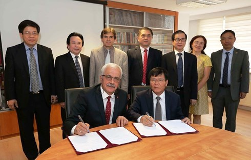 Vietnam et Turquie stimulent la cooperation scientifique hinh anh 1