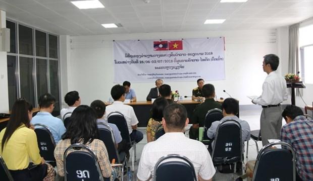 Bientot la foire commerciale Vietnam-Laos 2018 hinh anh 1