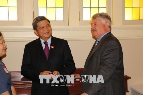 Vietnam-Canada : promotion de la cooperation parlementaire hinh anh 1
