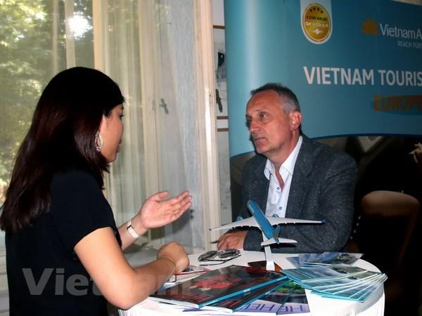 Programme de promotion touristique du Vietnam en Republique tcheque hinh anh 1