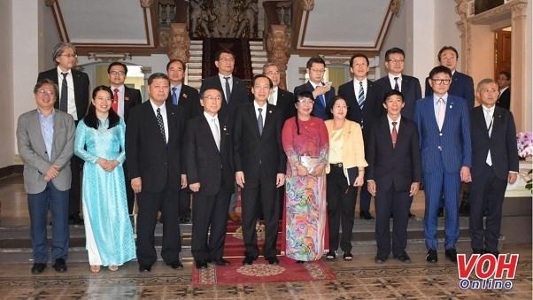 Intensification de la cooperation multiforme entre Ho Chi Minh-Ville et Fukuoka hinh anh 1