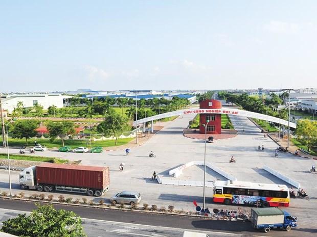 IDE: Hai Duong attire 289,86 millions de dollars au premier semestre hinh anh 1