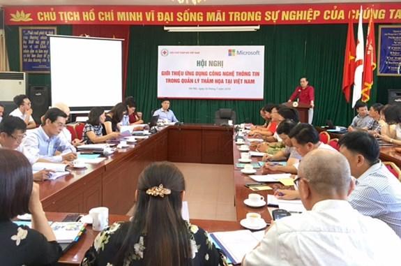 L'application des TI dans la gestion des catastrophes hinh anh 1