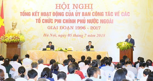La cooperation avec les ONG etrangeres s'accentue hinh anh 1