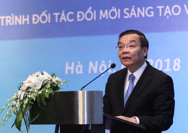 IPP2, passerelle de la cooperation Vietnam - Finlande dans l'innovation et la creativite hinh anh 1