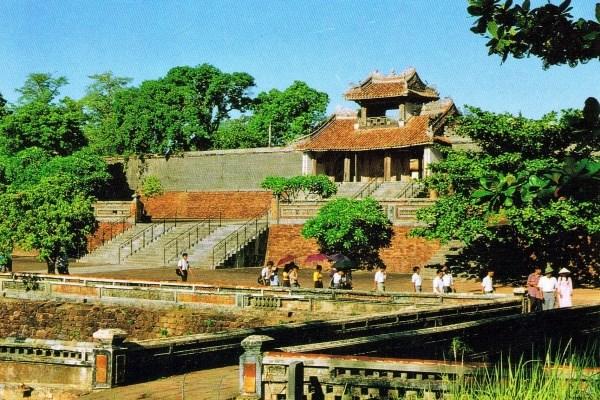 Des monuments de la Cite imperiale de Hue sont preserves numeriquement hinh anh 1