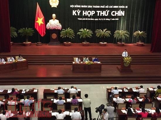 Ho Chi Minh-Ville vise une croissance de 8,5% en 2018 hinh anh 1