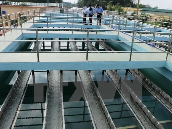 Le Vietnam co-organise un evenement concernant l'approvisionnement en eau hinh anh 1