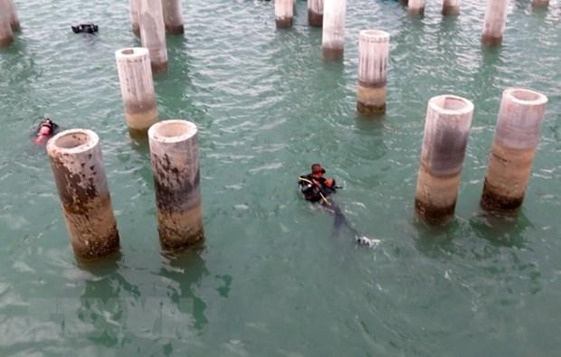 Des fouilles archeologiques du navire decouvert au large de Quang Ngai hinh anh 1