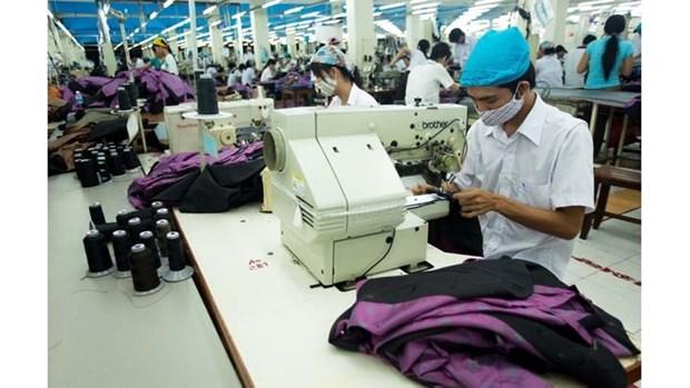Le textile-habillement vietnamien accueille un nouvel afflux d'investissements sud-coreens hinh anh 1
