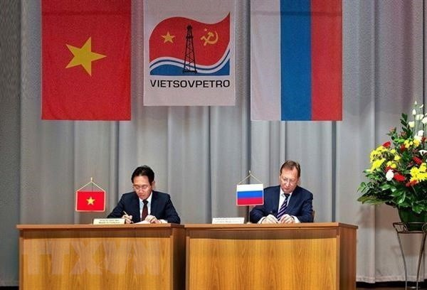 PetroVietnam renforce sa cooperation avec des compagnies russes hinh anh 1