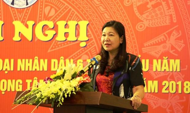 Promotion du travail exterieur de la capitale hinh anh 1
