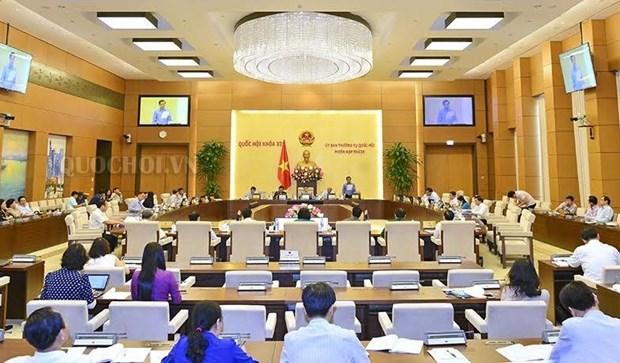 Le projet de loi sur la prevention et la lutte contre la corruption (amende) au menu des debats hinh anh 1