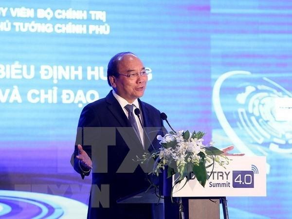 Le Vietnam accelere son acces a l'industrie 4.0 hinh anh 1