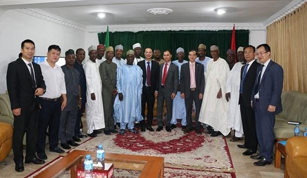 Promotion du commerce et de l'investissement au Nigeria hinh anh 1