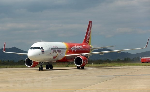 Vietjet Air transfere ses operations vers le Terminal T1 a l'aeroport international de Yangon hinh anh 1