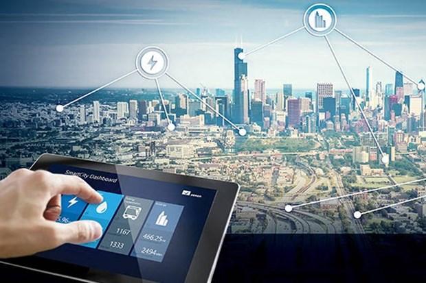 Edification de villes intelligentes-tendance de la revolution industrielle 4.0 hinh anh 1