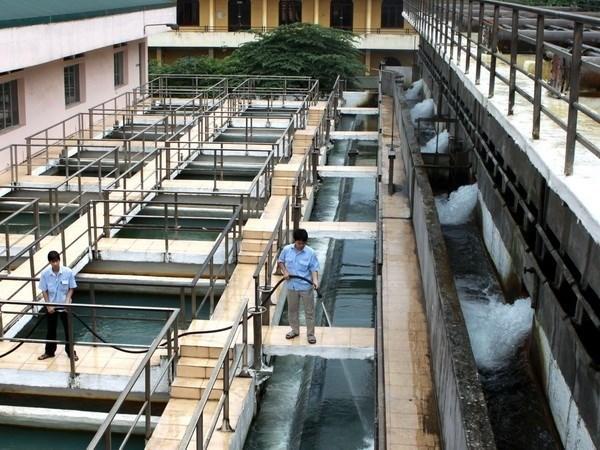 Hanoi : 52 % de la population des zones rurales a acces a l'eau propre hinh anh 1