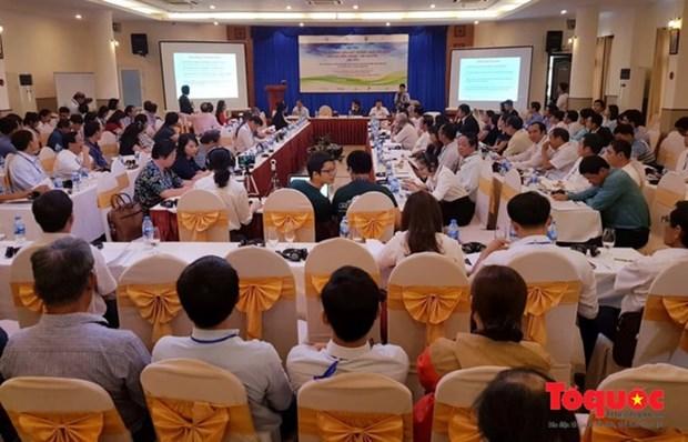 Seminaire sur la preservation de la biodiversite du Centre a Da Nang hinh anh 1